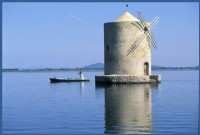 Mini cruise of the laguna of Orbetello